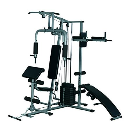 Complete Home Fitness Station Gym Machine w/ 100 lb Stack