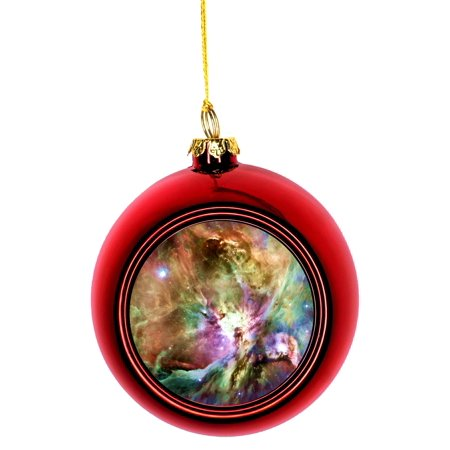 Ornament Dog I Love You - Pawsitively Luv U Beagle Puppy and Pawprints Bauble Christmas Ornaments Red Bauble Tree Xmas Balls - Walmart.com