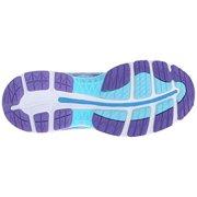 58a77aeafd7 ASICS Women's Gel-Nimbus 18 Running Shoe, Turquoise/Iris/Methyl Blue, 7 D US