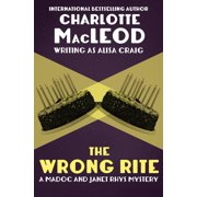 The Wrong Rite - eBook