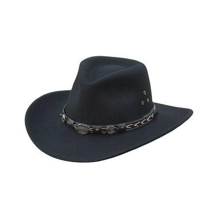 f6f374645a602 Jack Daniel s JD03-113 Cowboy Hat - Walmart.com