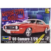 Plastic Model Kit-'69 Camaro Z/28 2-In-1 1:25