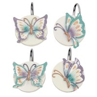 Creative Bath Products Garden Gate Shower Hooks