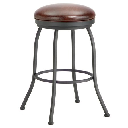 Bongo Lamp Stool - Barrington Home Fiesole Backless Bar Stool