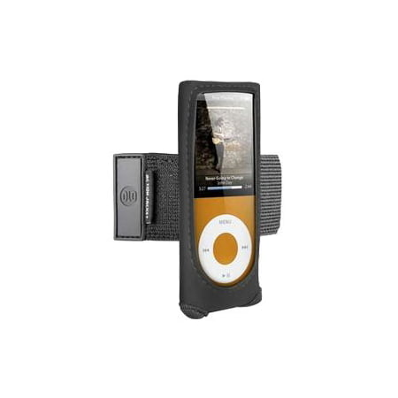 DLO DLA71022B/17 Neoprene Action Jacket Armband Case for iPod nano 4G (Black)