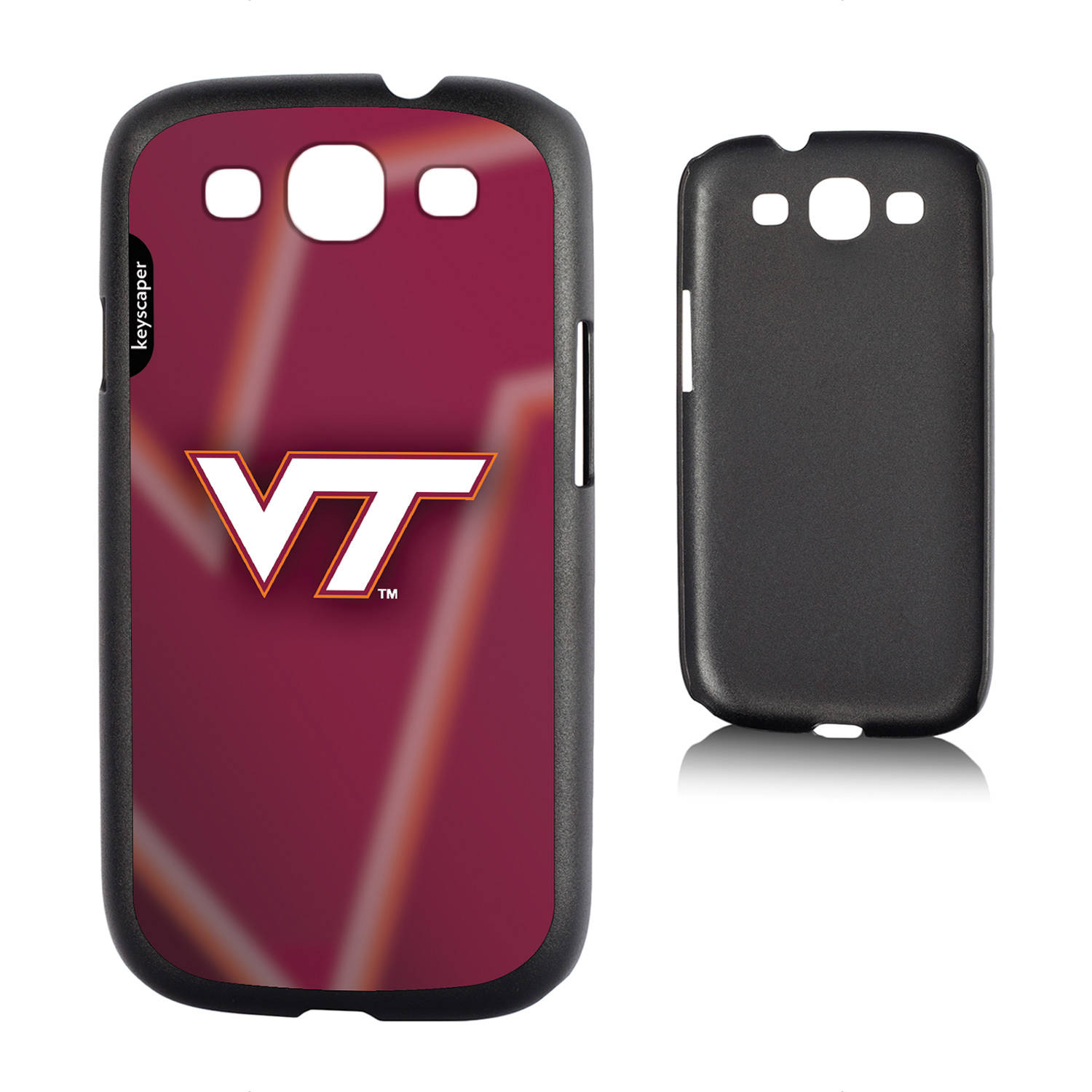 Virginia Tech Hokies Galaxy S3 Slim Case