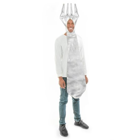 Funny Costume Ideas For Couples At Halloween (Hauntlook Fancy Fork Halloween Costume - Funny Couples Kitchen Utensil Halloween)