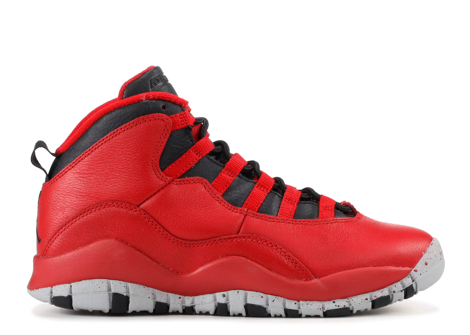 lowest price ad7f4 111ee Air Jordan - Unisex - Air Jordan 10 Retro 30Th Bg (Gs) 'Bulls Over  Broadway' - 705179-601 - Size 4