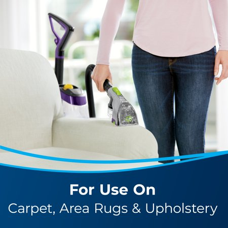 BISSELL Clean + Refresh with Febreze Linen & Sky Scent Carpet Cleaning Formula, 60 oz, 2276