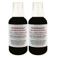Watts Beauty Signature Wrinkle 1% Retinol, 4 oz - Pack of 2