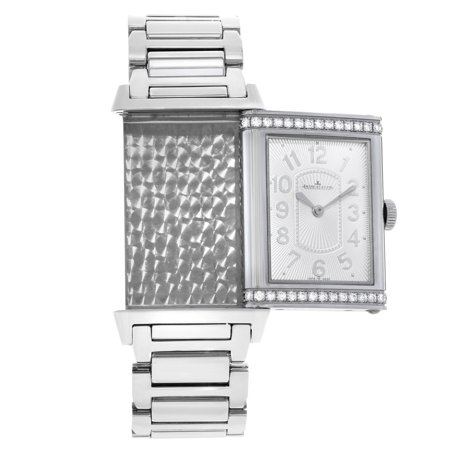 Jaeger Lecoultre Grande Reverso Q3208121 Pvd 24mm Women Watch (Certified (Jaeger Lecoultre Ladies)