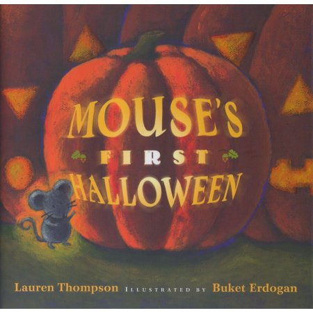 Mouse's First Halloween - Halloween Puzzles For 1st Grade