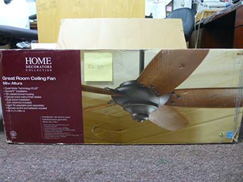 Home Decorators Collection Ceiling Fan Home Decorators Collection Gazelle In Matte With