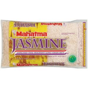 Mahatma Enriched Thai Fragrant Long Grain Jasmine Rice, 5 lb