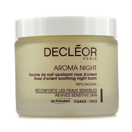 Decleor - Aroma Night Aromatic Rose d'Orient Night Balm (Salon Size) -100ml/3.3oz Decleor Aromessence Night Balm