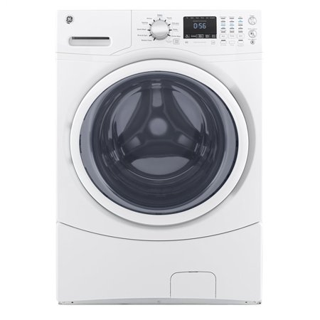 GE Appliances GFW430SSMWW 4.5 cu. ft. 27 Inch Front Load Washer White
