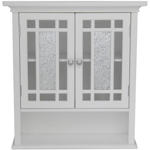 Elegant Home Fashions Deshler Wall Cabinet