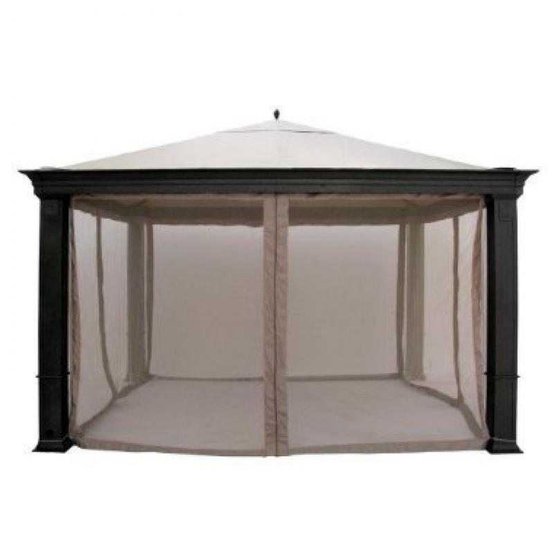Numark Outdoor Patio Tiverton Gazebo Replacement Canopy