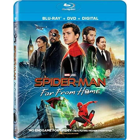 Spider-Man: Far From Home (Blu-ray + DVD)