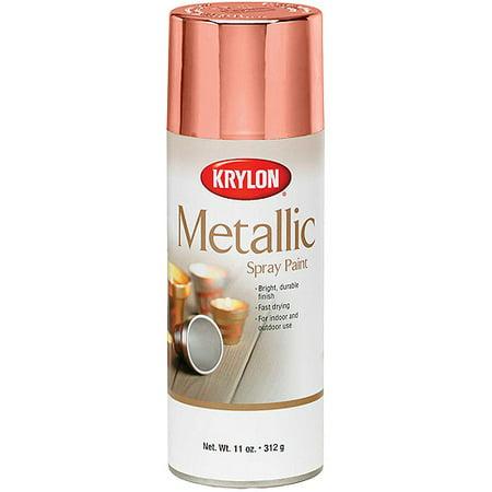 Metallic Spray Paint 12 Ounces Copper