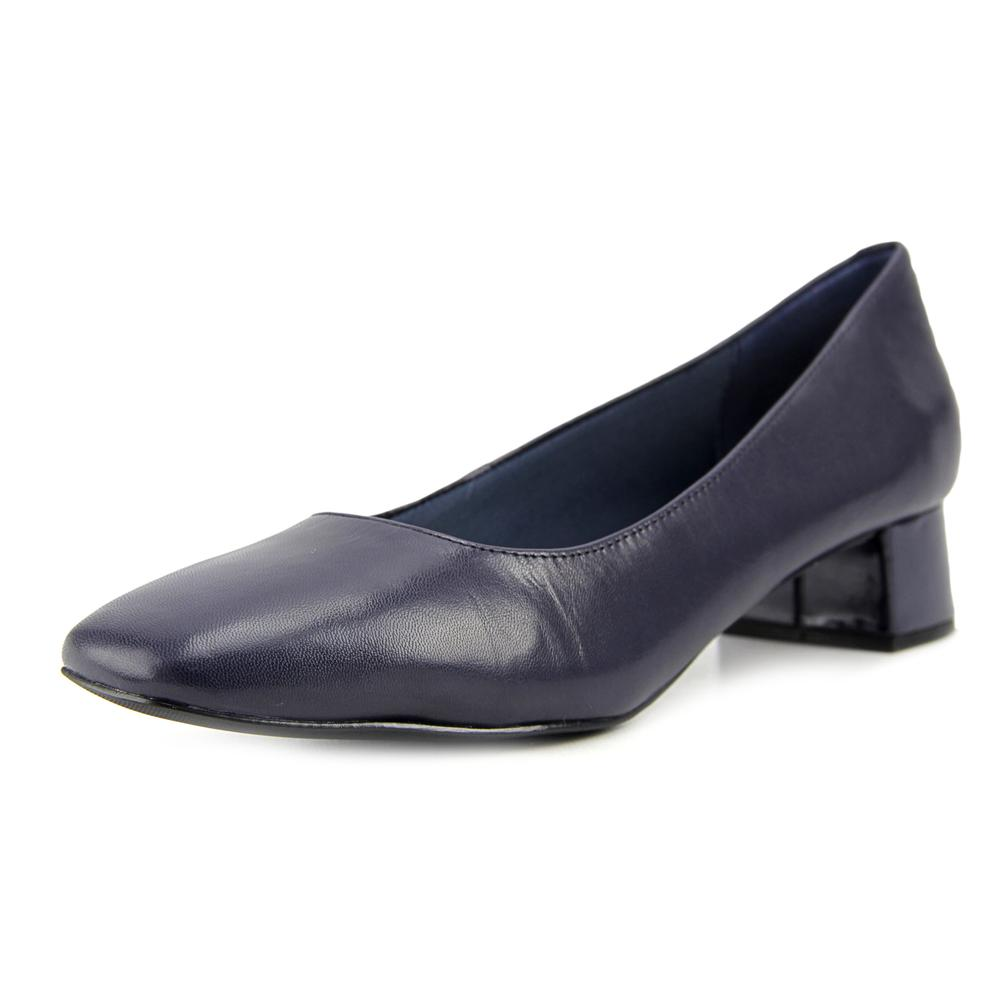 Trotters Lola Women Square Toe Pumps by Trotters