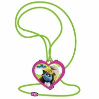 Smurfs 2 Movie Animated Cartoon Kids Birthday Party Favor Lip Gloss Necklaces