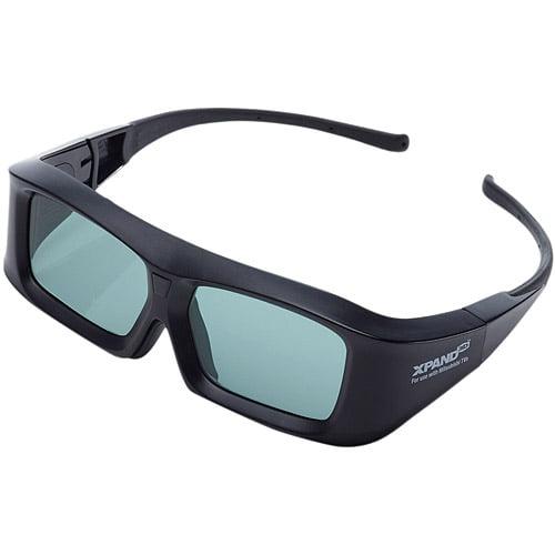 Mitsubishi 3DG-EX103 3D Shutter Glasses with Emitter