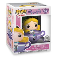 Disney Parks Exclusive Alice at the Mad Tea Party Funko Pop New with Box