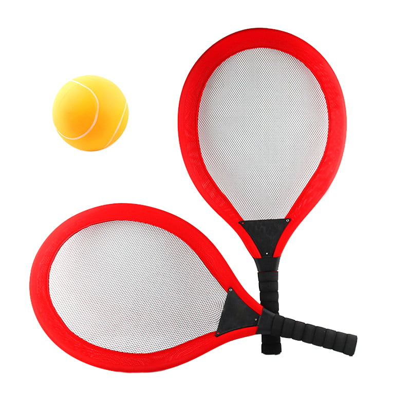 Pair of Badminton Tennis Set Badminton Racket Water Tennis Racket Tennis Balls for Kids... by