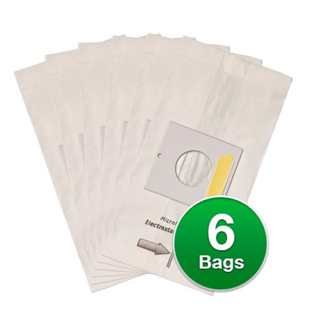 Replacement Vacuum Bags for Hoover S3591 / S3590 Vacuums - 2 Pack