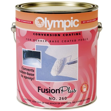 Olympic Pool (1 Gallon Olympic Fusion Plus Pool Primer Conversion Coating )