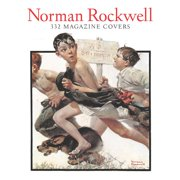 Tiny Folio: Norman Rockwell: 332 Magazine Covers (Hardcover)