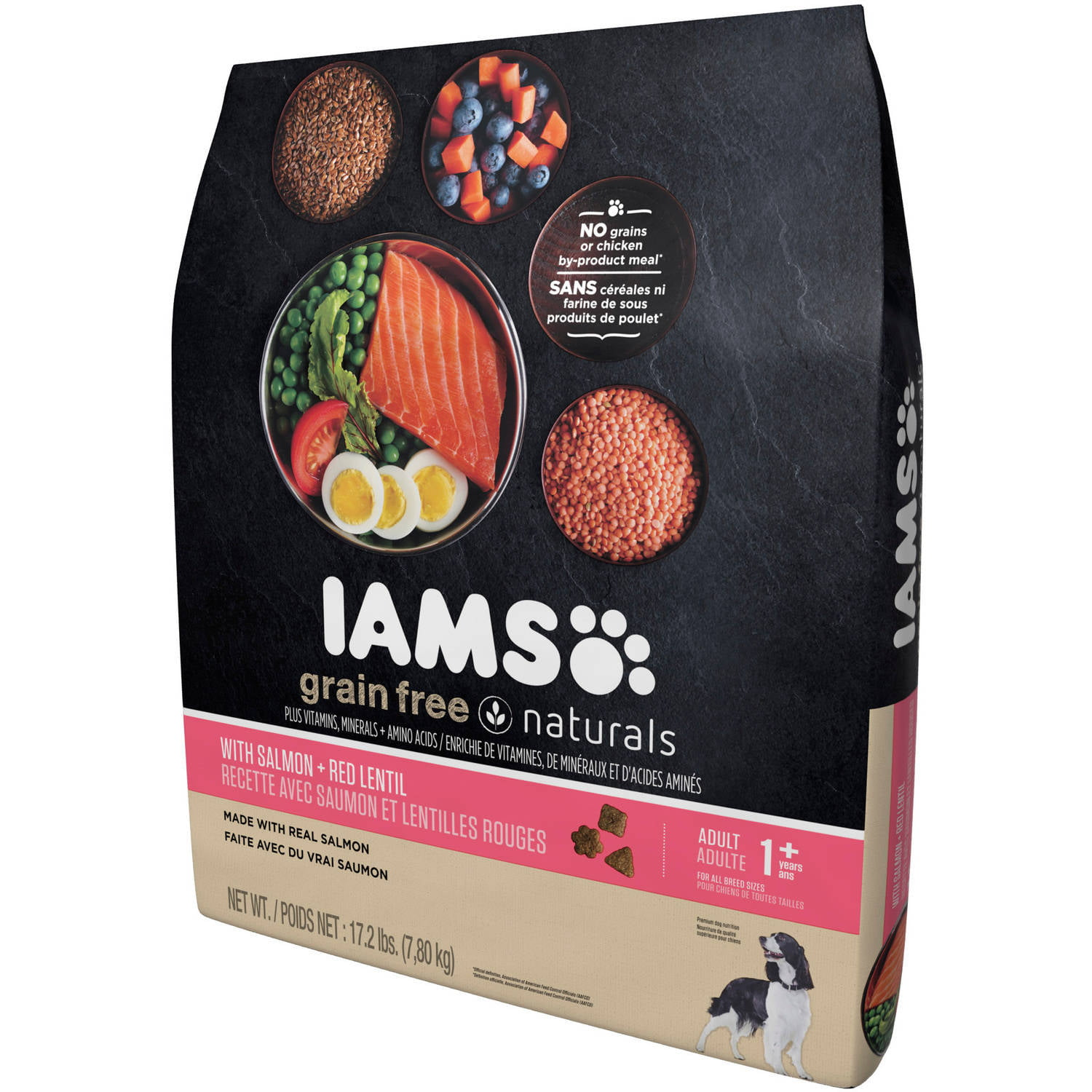 Iams Grain Free Naturals Cat Food