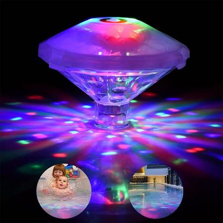 Floating Pool Light Bulb