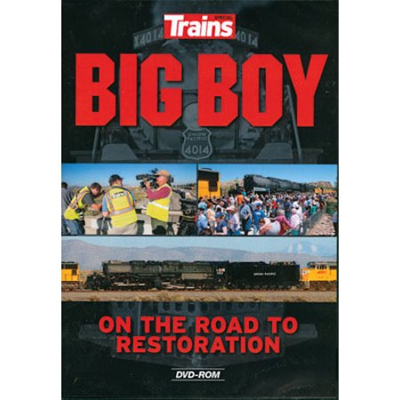 Kalmbach How To - Kalmbach 15109 Big Boy: On the Road to Restoration DVD