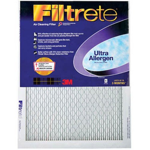 3M Filtrete Healthy Living Ultra Allergen Furnace Filter