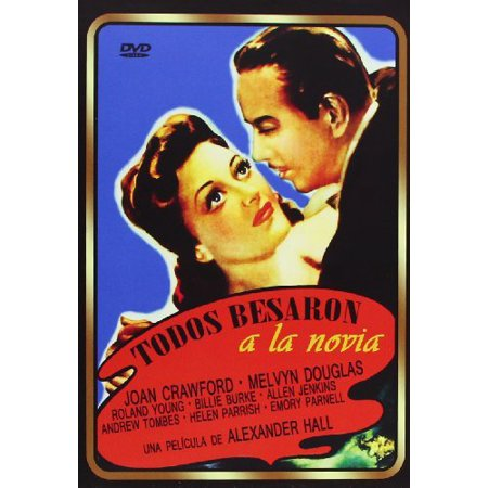 They All Kissed the Bride ( He Kissed the Bride ) [ NON-USA FORMAT, PAL, Reg.2 Import - Spain ] ()