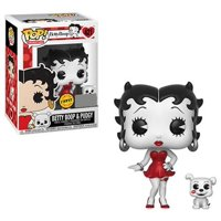 Funko POP! Animation Betty Boop & Pudgy Vinyl Figure [Red Highlights]
