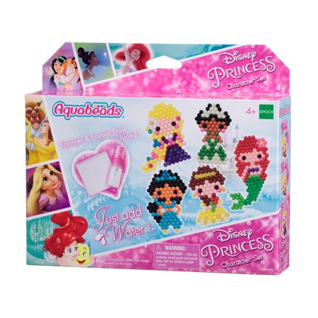 Disney Characters To Dress Up As Female (International Playthings - Aquabeads Disney Princess Character)