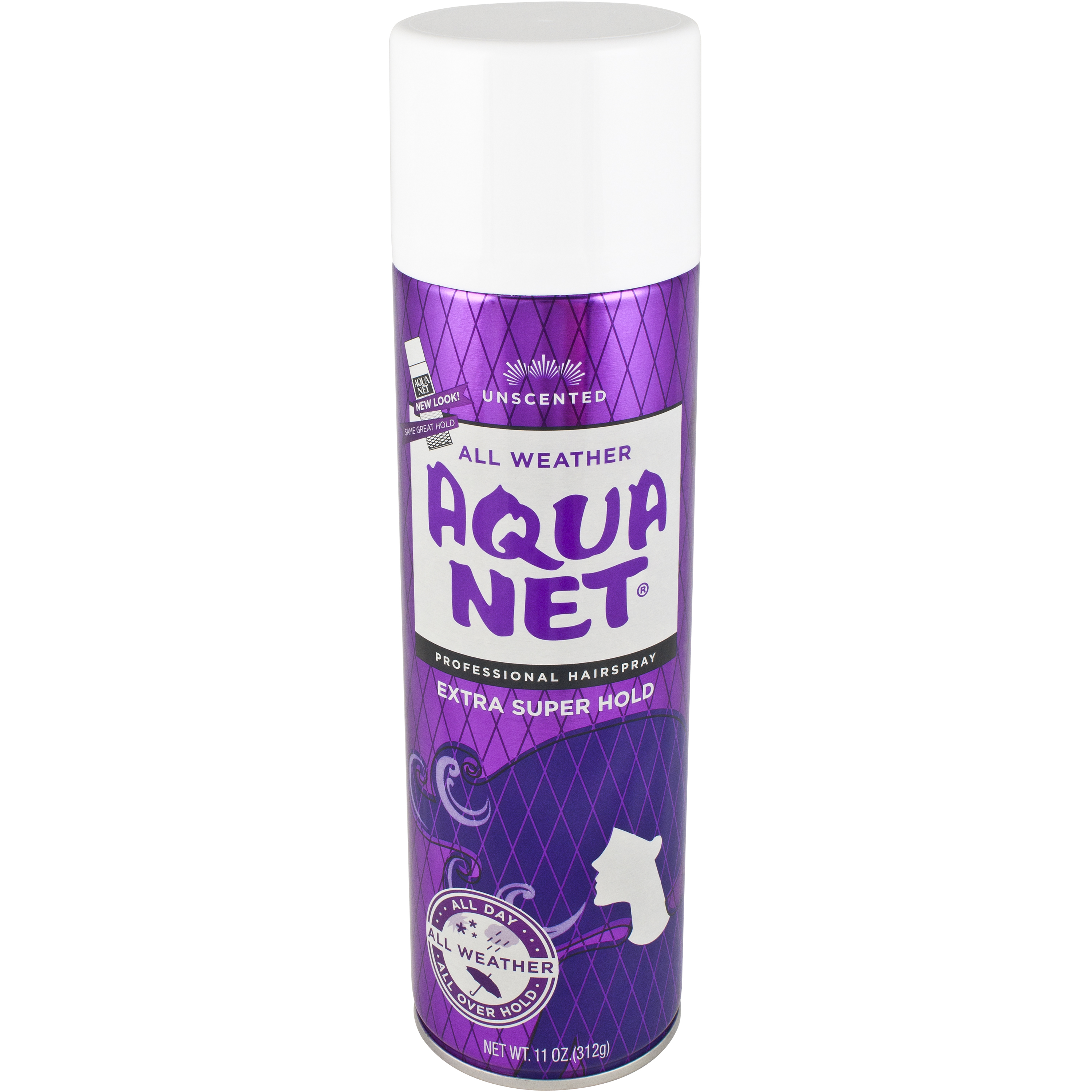 Aqua Net Professional Hairspray Extra Super Hold Unscented, 11.0 OZ