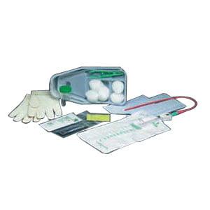 Bi-level tray with plastic catheter 16 fr part no. 772416 (1/ea)