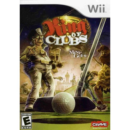 Kings of Clubs (Wii)