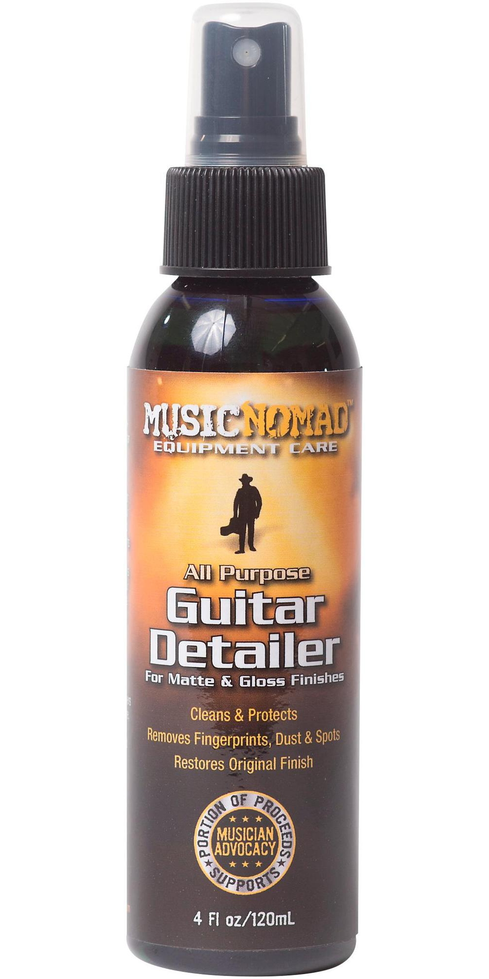 Music Nomad Guitar Detailer for Matte and Gloss Finishes by Music Nomad