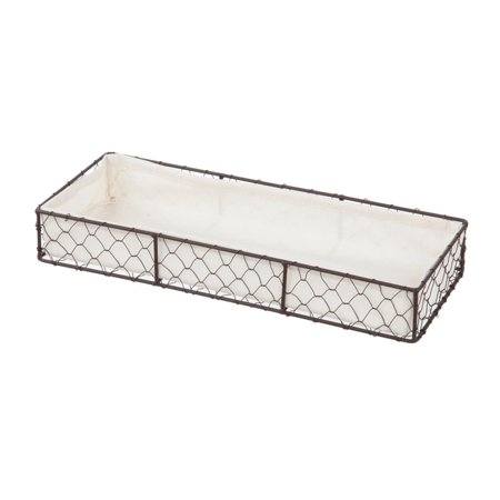 - Better Homes and Garden Lined Chicken Wire Tray
