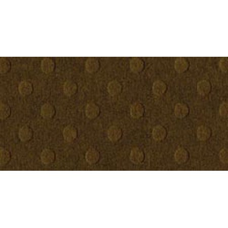 "Bazzill Dotted Swiss Cardstock 12""X12""-Boardwalk/Dotted Swiss"