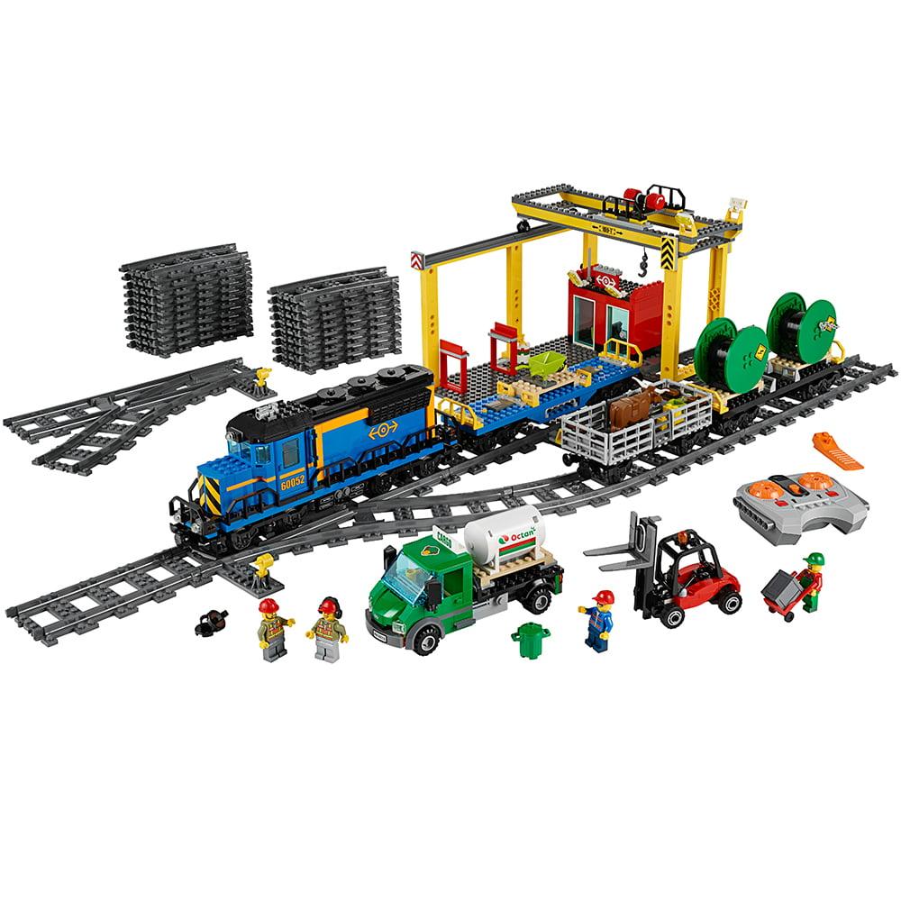 Lego City Trains Cargo Train 60052 by LEGO System Inc