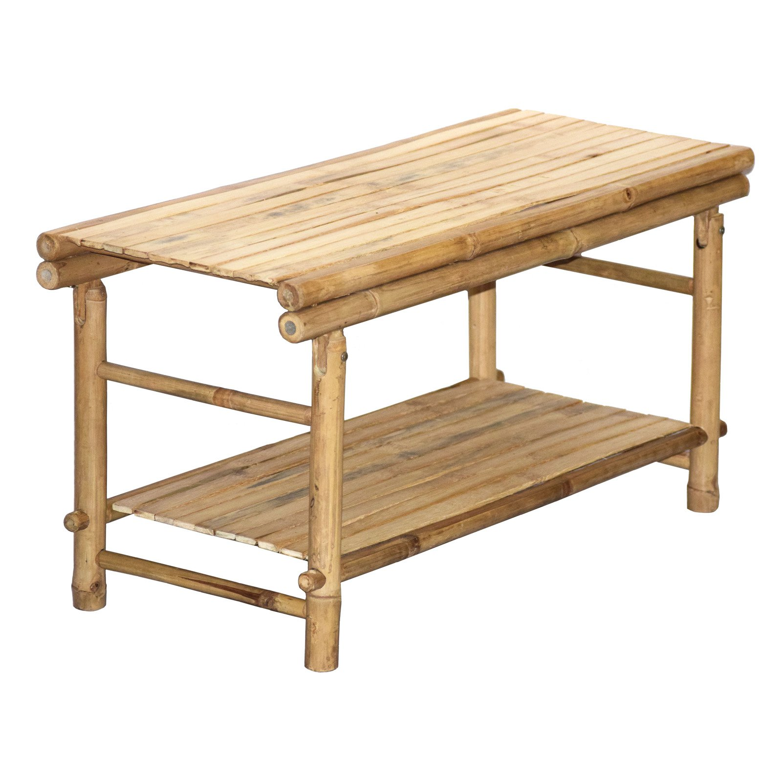 Bamboo54 Bamboo KD Flat Top Low Table