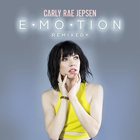 Carly Rae Jepsen   Emotion Remixed    Cd