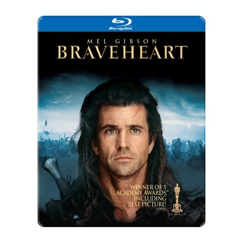 Braveheart (Blu-ray) (Steelbook Packaging) (Widescreen)