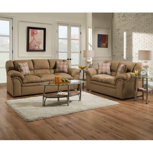 Red Barrel Studio Elza Configurable Living Room Set